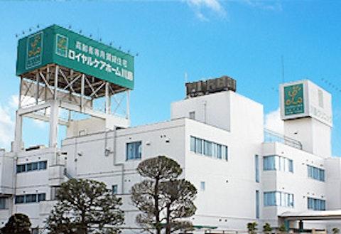 ロイヤルケアホーム川島(サービス付き高齢者向け住宅)の写真