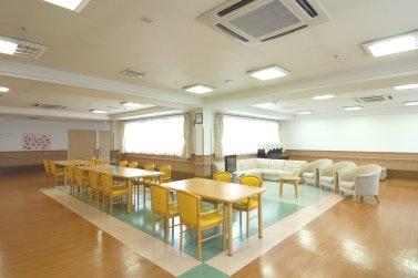 食堂 スマイリングホーム メディス北越谷(有料老人ホーム[特定施設])の画像