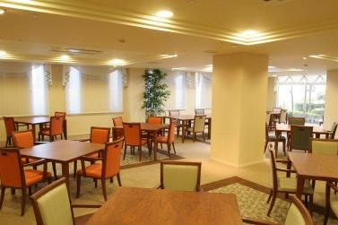 食堂 スマイリングホーム メディス越谷蒲生(有料老人ホーム[特定施設])の画像