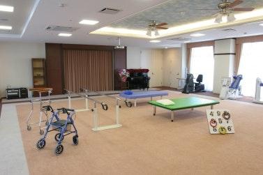 機能訓練室 スマイリングホーム メディス越谷蒲生(有料老人ホーム[特定施設])の画像