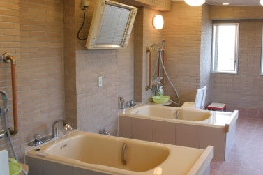 浴室 スマイリングホーム メディス越谷蒲生(有料老人ホーム[特定施設])の画像