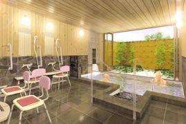 大浴場 メディカルフローラ久喜(有料老人ホーム[特定施設])の画像