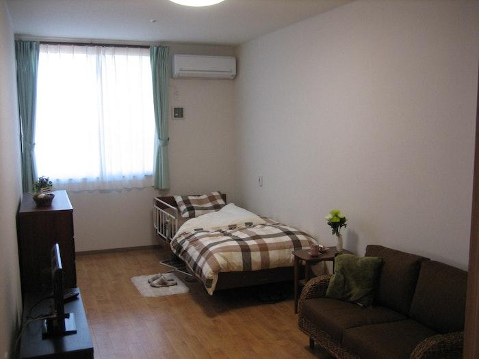 居室 トゥルーハートまごころ(住宅型有料老人ホーム)の画像