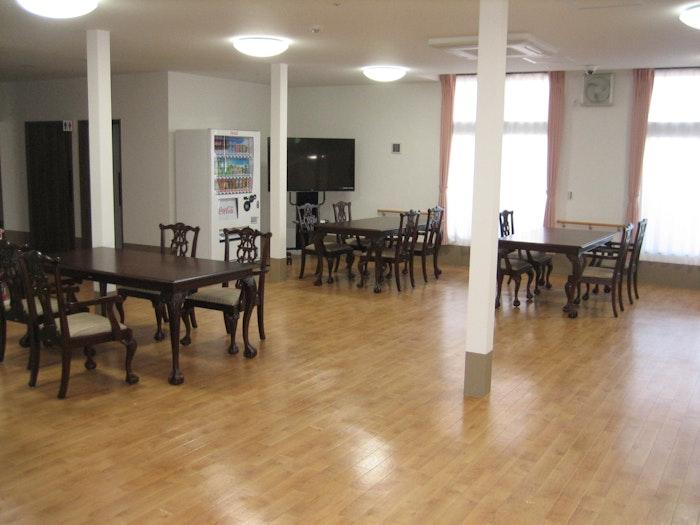 食堂 トゥルーハートまごころ(住宅型有料老人ホーム)の画像