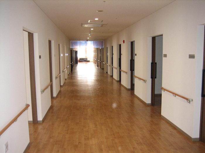 廊下 トゥルーハートまごころ(住宅型有料老人ホーム)の画像