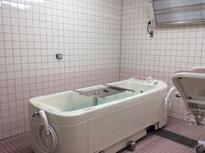 機械浴室 ミモザおゆみ野(地域密着型有料老人ホーム[特定施設])の画像