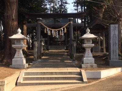 周辺環境(有吉日枝神社) ミモザおゆみ野(地域密着型有料老人ホーム[特定施設])の画像