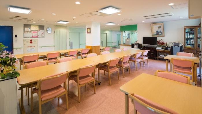 食堂 敬老園 ナーシングヴィラ 東船橋(有料老人ホーム[特定施設])の画像