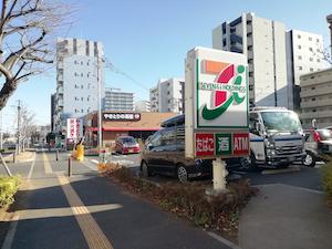 セブンイレブン流山おおたかの森駅東口店