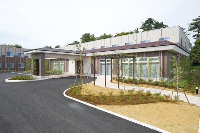 SOMPOケア ラヴィーレ勝田台(有料老人ホーム[特定施設])の画像