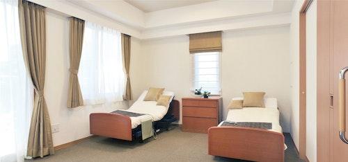 グッドタイムホーム多摩川のツインルーム
