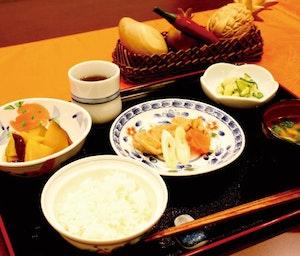 グッドタイムホーム多摩川の食事