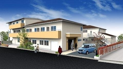 そんぽの家S 上石神井(サービス付き高齢者向け住宅)の写真