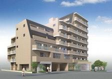 そんぽの家S 西大井(サービス付き高齢者向け住宅)の写真