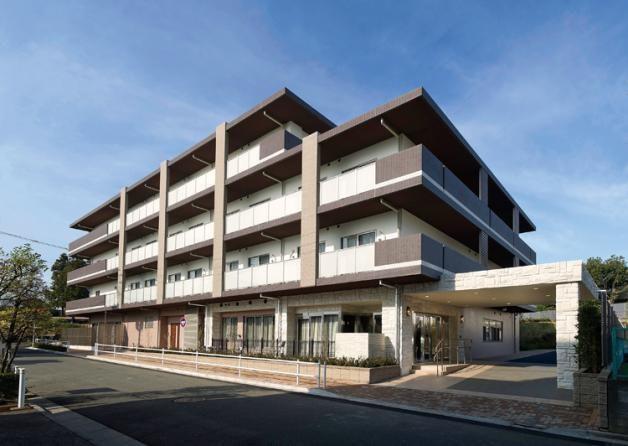 SOMPOケア ラヴィーレ赤塚公園(有料老人ホーム[特定施設])の画像