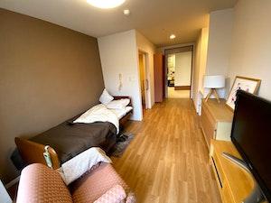 SOMPOケアラヴィーレ町田小野路の居室