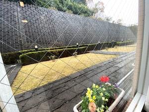 SOMPOケアラヴィーレ町田小野路のガーデン