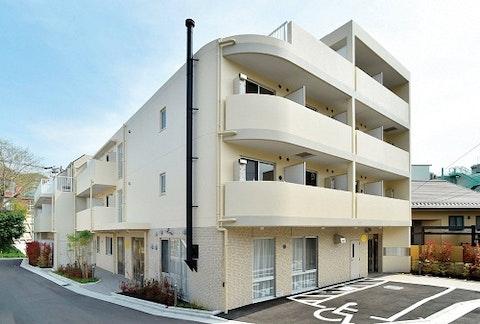 横浜ベイテラス港南中央(サービス付き高齢者向け住宅)の写真