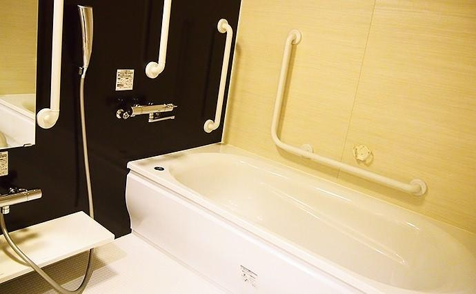 浴室 ヒューマンライフケア菅仙谷グループホーム(グループホーム)の画像