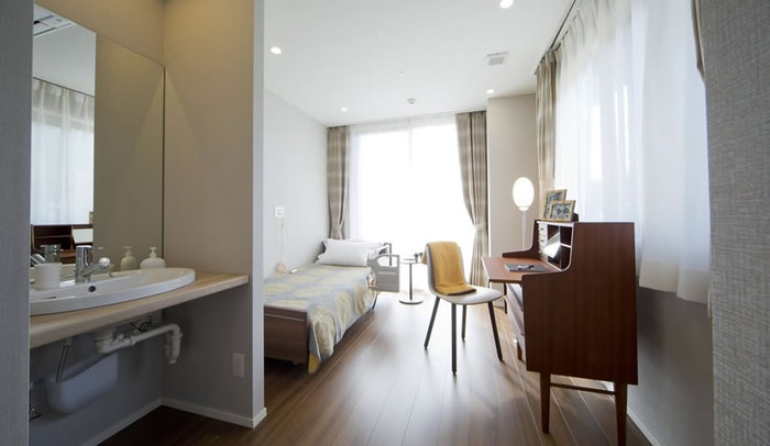 居室 カーサプラチナ日吉(有料老人ホーム[特定施設])の画像