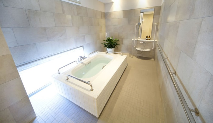 特別個浴室 カーサプラチナ日吉(有料老人ホーム[特定施設])の画像