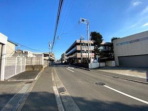 SOMPOケアラヴィーレ愛甲石田の施設前の写真