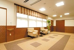 談話スペース ネクサスコート多摩川桜並木(有料老人ホーム[特定施設])の画像
