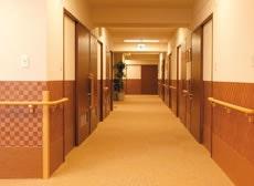廊下 ネクサスコート多摩川桜並木(有料老人ホーム[特定施設])の画像