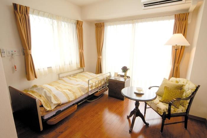 居室Aタイプ ネクサスコート多摩川桜並木(有料老人ホーム[特定施設])の画像