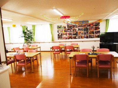 食堂1 さわやかリバーサイド長岡(有料老人ホーム[特定施設])の画像