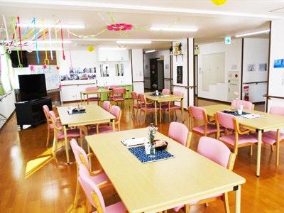 食堂2 さわやかリバーサイド長岡(有料老人ホーム[特定施設])の画像
