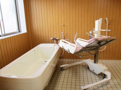 機械浴室 さわやかリバーサイド長岡(有料老人ホーム[特定施設])の画像