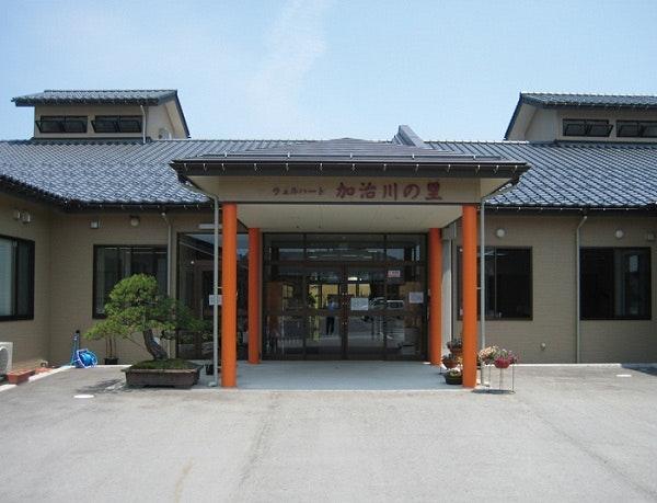 外観 ウェルハート加治川の里(有料老人ホーム[特定施設])の画像