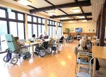 食堂・ラウンジ ウェルハート加治川の里(有料老人ホーム[特定施設])の画像