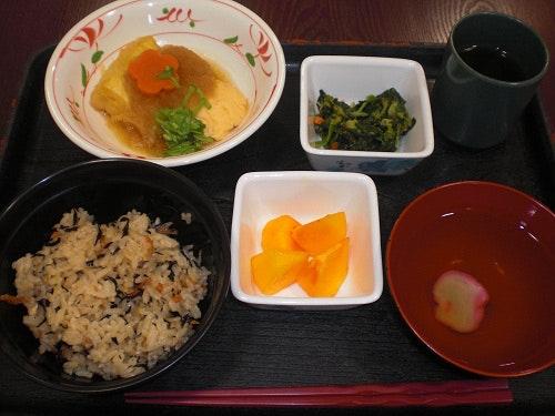 昼食 ウェルハート加治川の里(有料老人ホーム[特定施設])の画像