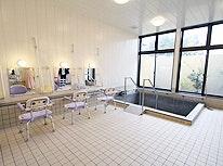大浴場 ウェルハート加治川の里(有料老人ホーム[特定施設])の画像