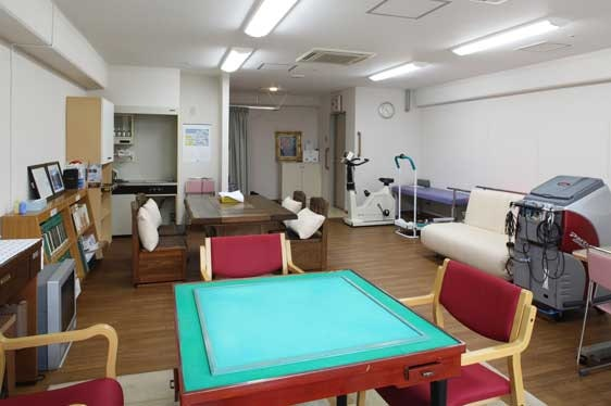 娯楽室 フレンズ南熱海(有料老人ホーム[特定施設])の画像