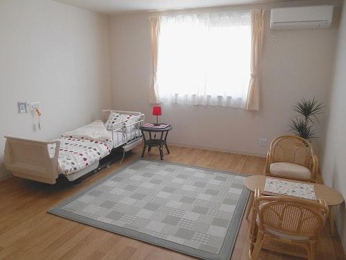 居室 グレイス富士(住宅型有料老人ホーム)の画像