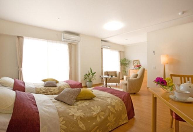 夫婦入居可能部屋 ニチイホーム 修善寺(有料老人ホーム[特定施設])の画像