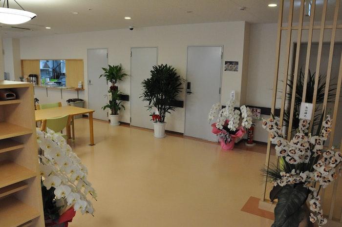 エントランス シルバーマンション篠原(サービス付き高齢者向け住宅(サ高住))の画像