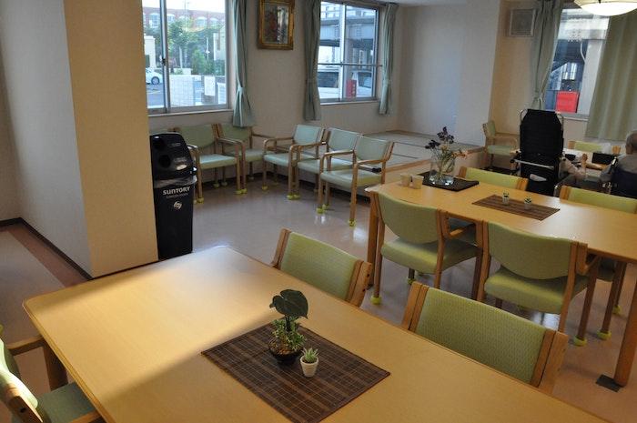 食堂 シルバーマンション篠原(サービス付き高齢者向け住宅(サ高住))の画像