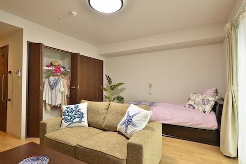 コンシェールささしま(住宅型有料老人ホーム)の写真
