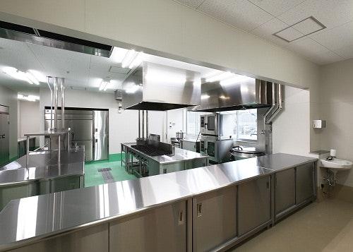 厨房 木場清里苑(サービス付き高齢者向け住宅[特定施設])の画像