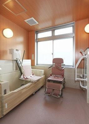浴室 木場清里苑(サービス付き高齢者向け住宅[特定施設])の画像