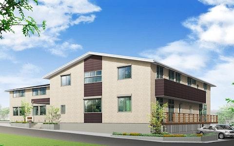 スローライフハウス琴葉日進竹の山(住宅型有料老人ホーム)の写真