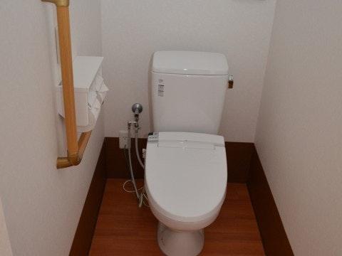 トイレ スマイルあすなろ(住宅型有料老人ホーム)の画像