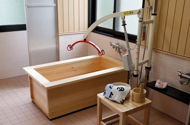特殊浴室 ハイリタイヤー21南山(有料老人ホーム[特定施設])の画像