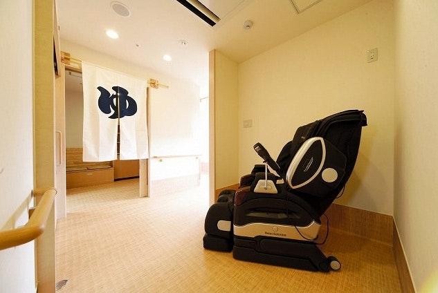 湯上りコーナー ハイリタイヤー21南山(有料老人ホーム[特定施設])の画像