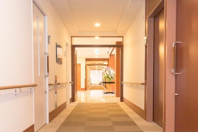 廊下 しまの憩(有料老人ホーム[特定施設])の画像