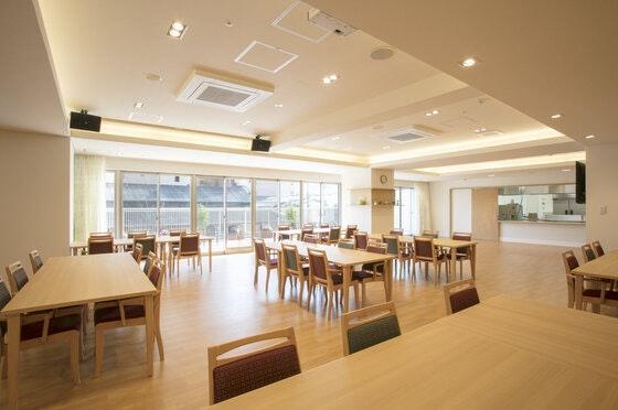 食堂 ペピイ・ハッピープレイスTAMATSUKURI(住宅型有料老人ホーム)の画像